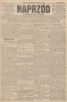 Naprzód : organ polskiej partyi socyalno-demokratycznej. 1904, nr39