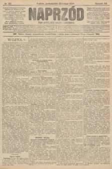 Naprzód : organ polskiej partyi socyalno-demokratycznej. 1904, nr53