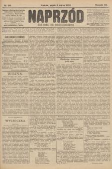 Naprzód : organ polskiej partyi socyalno-demokratycznej. 1904, nr64