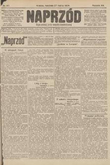 Naprzód : organ polskiej partyi socyalno-demokratycznej. 1904, nr87