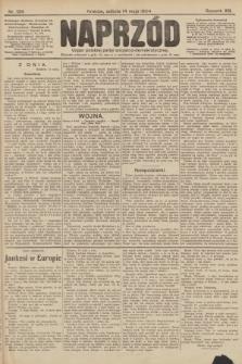 Naprzód : organ polskiej partyi socyalno-demokratycznej. 1904, nr134