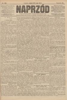 Naprzód : organ polskiej partyi socyalno-demokratycznej. 1904, nr140