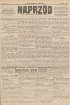 Naprzód : organ polskiej partyi socyalno-demokratycznej. 1904, nr147