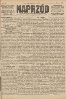 Naprzód : organ polskiej partyi socyalno-demokratycznej. 1904, nr151
