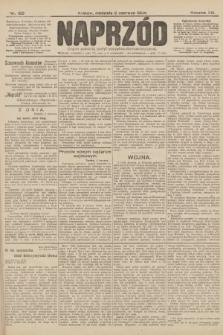 Naprzód : organ polskiej partyi socyalno-demokratycznej. 1904, nr155