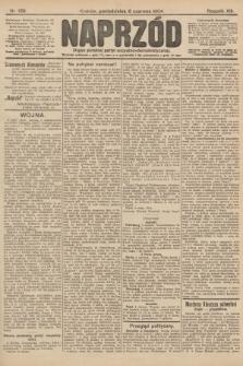 Naprzód : organ polskiej partyi socyalno-demokratycznej. 1904, nr156