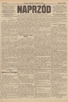 Naprzód : organ polskiej partyi socyalno-demokratycznej. 1904, nr157