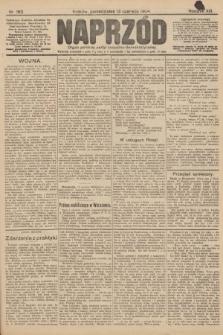 Naprzód : organ polskiej partyi socyalno-demokratycznej. 1904, nr163