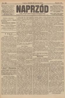 Naprzód : organ polskiej partyi socyalno-demokratycznej. 1904, nr169