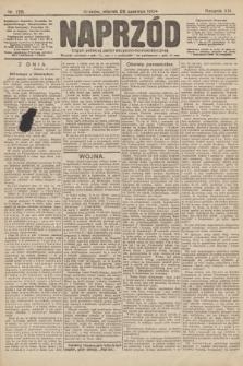 Naprzód : organ polskiej partyi socyalno-demokratycznej. 1904, nr178