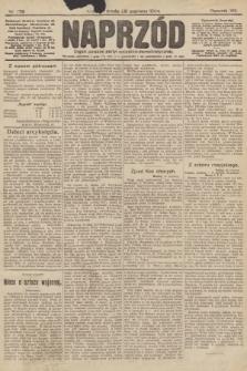 Naprzód : organ polskiej partyi socyalno-demokratycznej. 1904, nr179