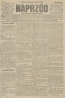 Naprzód : organ polskiej partyi socyalno-demokratycznej. 1904, nr4