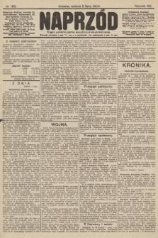 Naprzód : organ polskiej partyi socyalno-demokratycznej. 1904, nr182