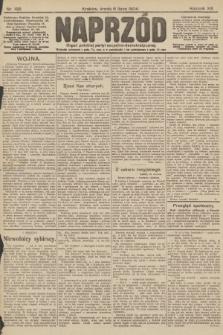 Naprzód : organ polskiej partyi socyalno-demokratycznej. 1904, nr186