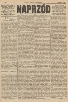 Naprzód : organ polskiej partyi socyalno-demokratycznej. 1904, nr189