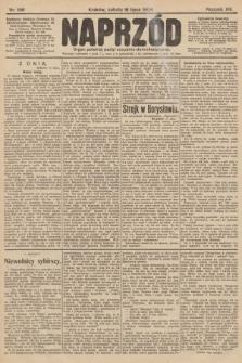 Naprzód : organ polskiej partyi socyalno-demokratycznej. 1904, nr196