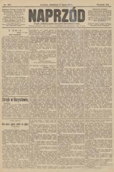 Naprzód : organ polskiej partyi socyalno-demokratycznej. 1904, nr197