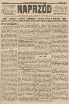 Naprzód : organ polskiej partyi socyalno-demokratycznej. 1904, nr205