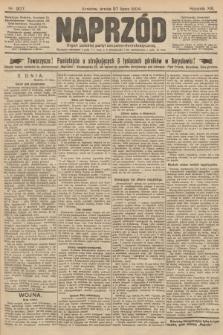 Naprzód : organ polskiej partyi socyalno-demokratycznej. 1904, nr207