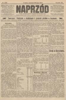 Naprzód : organ polskiej partyi socyalno-demokratycznej. 1904, nr208
