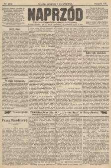 Naprzód : organ polskiej partyi socyalno-demokratycznej. 1904, nr222