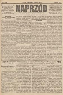 Naprzód : organ polskiej partyi socyalno-demokratycznej. 1904, nr228