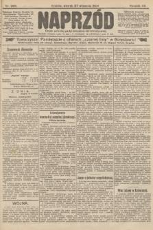 Naprzód : organ polskiej partyi socyalno-demokratycznej. 1904, nr268