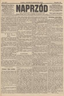Naprzód : organ polskiej partyi socyalno-demokratycznej. 1904, nr277