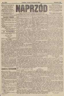 Naprzód : organ polskiej partyi socyalno-demokratycznej. 1904, nr304