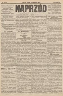 Naprzód : organ polskiej partyi socyalno-demokratycznej. 1904, nr306