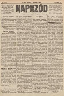 Naprzód : organ polskiej partyi socyalno-demokratycznej. 1904, nr307