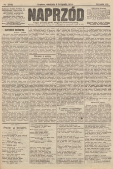 Naprzód : organ polskiej partyi socyalno-demokratycznej. 1904, nr308