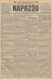 Naprzód : organ polskiej partyi socyalno-demokratycznej. 1904, nr318 (po konfiskacie nakład drugi)
