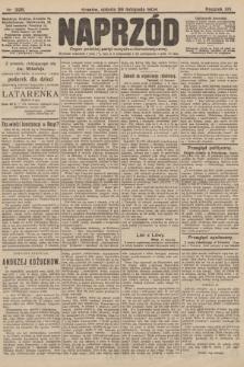 Naprzód : organ polskiej partyi socyalno-demokratycznej. 1904, nr328