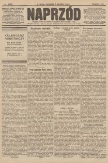 Naprzód : organ polskiej partyi socyalno-demokratycznej. 1904, nr343