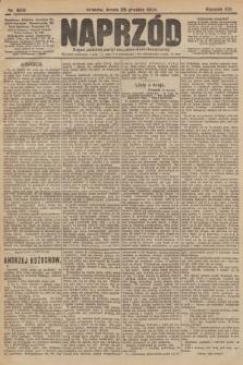 Naprzód : organ polskiej partyi socyalno-demokratycznej. 1904, nr359