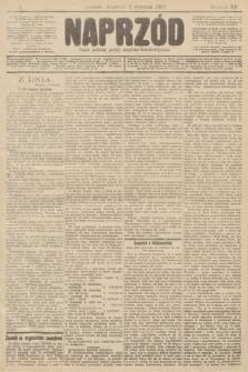 Naprzód : organ polskiej partyi socyalno-demokratycznej. 1903, nr4
