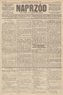Naprzód : organ polskiej partyi socyalno-demokratycznej. 1903, nr10