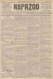 Naprzód : organ polskiej partyi socyalno-demokratycznej. 1903, nr11
