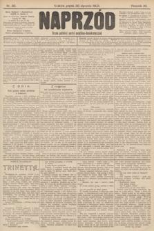 Naprzód : organ polskiej partyi socyalno-demokratycznej. 1903, nr30