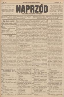 Naprzód : organ polskiej partyi socyalno-demokratycznej. 1903, nr62