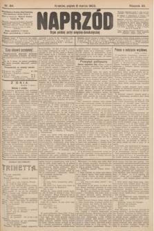 Naprzód : organ polskiej partyi socyalno-demokratycznej. 1903, nr64