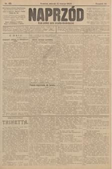 Naprzód : organ polskiej partyi socyalno-demokratycznej. 1903, nr68