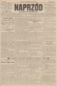 Naprzód : organ polskiej partyi socyalno-demokratycznej. 1903, nr86