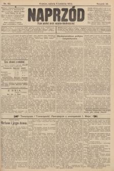 Naprzód : organ polskiej partyi socyalno-demokratycznej. 1903, nr93