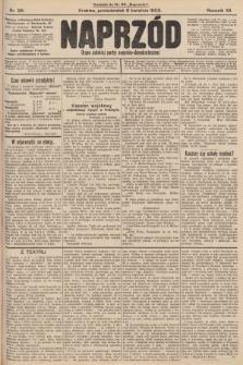 Naprzód : organ polskiej partyi socyalno-demokratycznej. 1903, nr95
