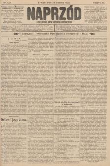 Naprzód : organ polskiej partyi socyalno-demokratycznej. 1903, nr103