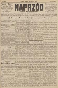 Naprzód : organ polskiej partyi socyalno-demokratycznej. 1903, nr105