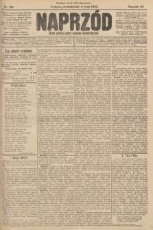 Naprzód : organ polskiej partyi socyalno-demokratycznej. 1903, nr122
