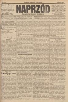 Naprzód : organ polskiej partyi socyalno-demokratycznej. 1903, nr123